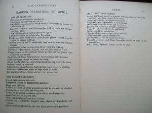 April 1936 tasks, The Garen Year