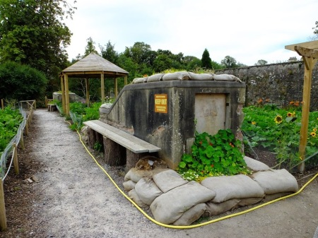 What could well be the original air raid shelter, now Wild Place, Bristol, 2014 (Photo: Alan Ashby)