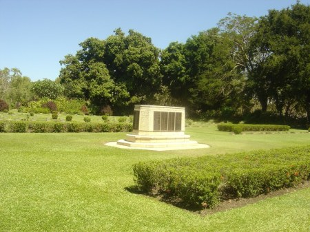 Northern Territory Memorial, Australia  (Image CWGC website)
