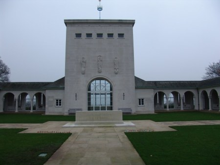 Runnymede memorial to missing Allied aircrew of WW2  (Image: CWGC website)