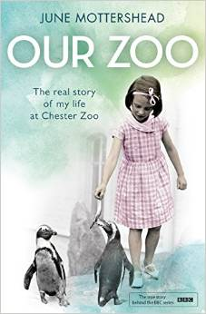 OurZoo (October 2014) the latest version of June Mottershead's memoirs.