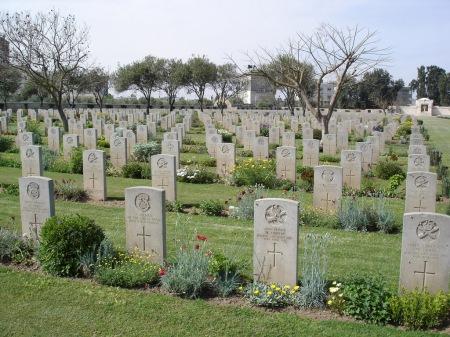 Gaza Cemetery (CWGC.org)