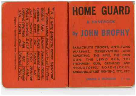 Home Guard cover