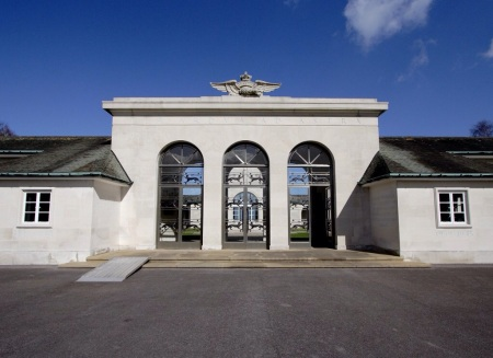 Runnymede memorial to missing aircrew (Image source: CWGC)