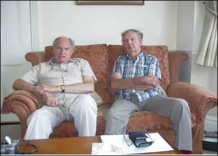 peter pollard and derek witney