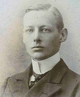 Charles Annesley Acton, heir to Kilmacurragh, killed 25 September 1915, Battle of Loos. Image Source: Kilmacurragh website.