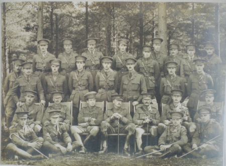 a s marsh 8th Battalion