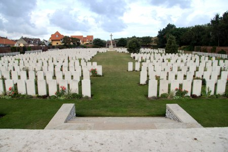 ball 1 Les Baraques Military Cemetery (4)