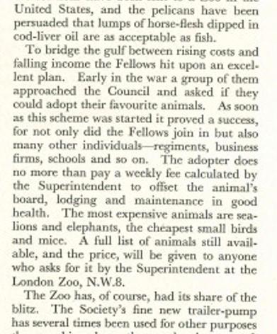 adoption scheme zsl 1941