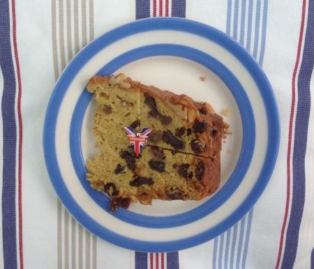 churchill cake ww2 national Trust